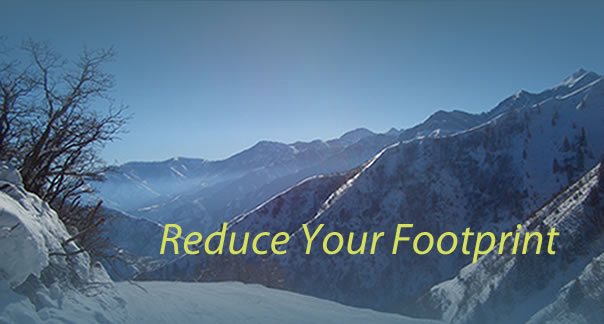 Reduce Your Footprint